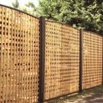 Latticework-Fence