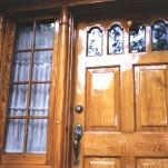Varnished-Entryway