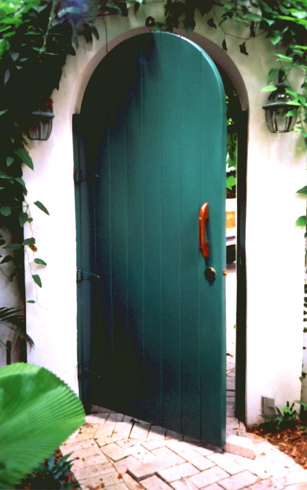 Garden-Gate