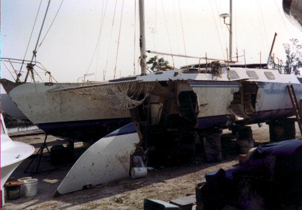marine yacht carpentry