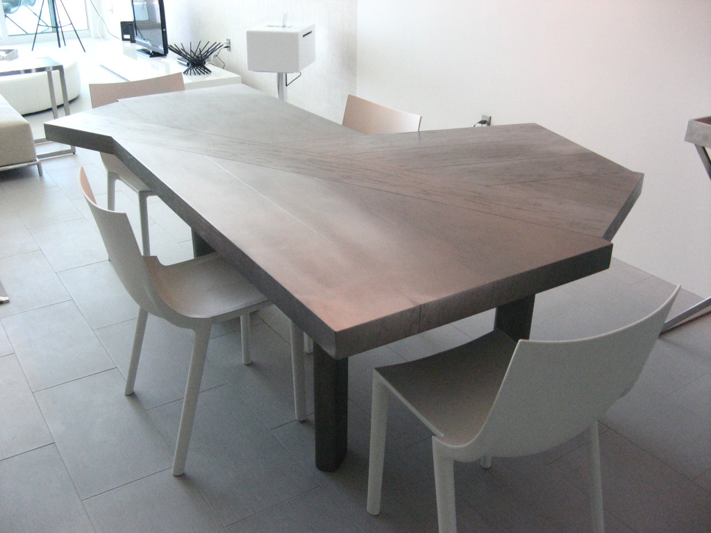 Miami Highrise condo table