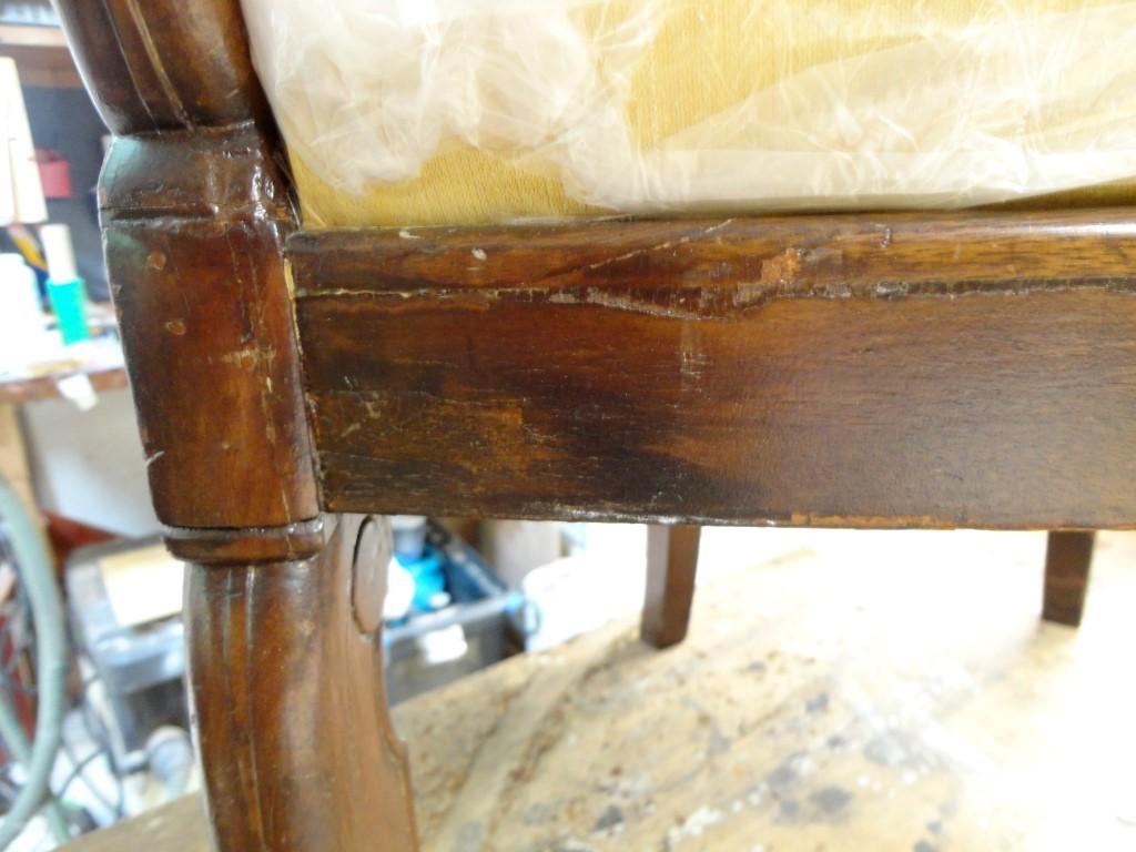 Old Chair needs restoration